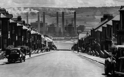 Terry Laybourne's North East food memories