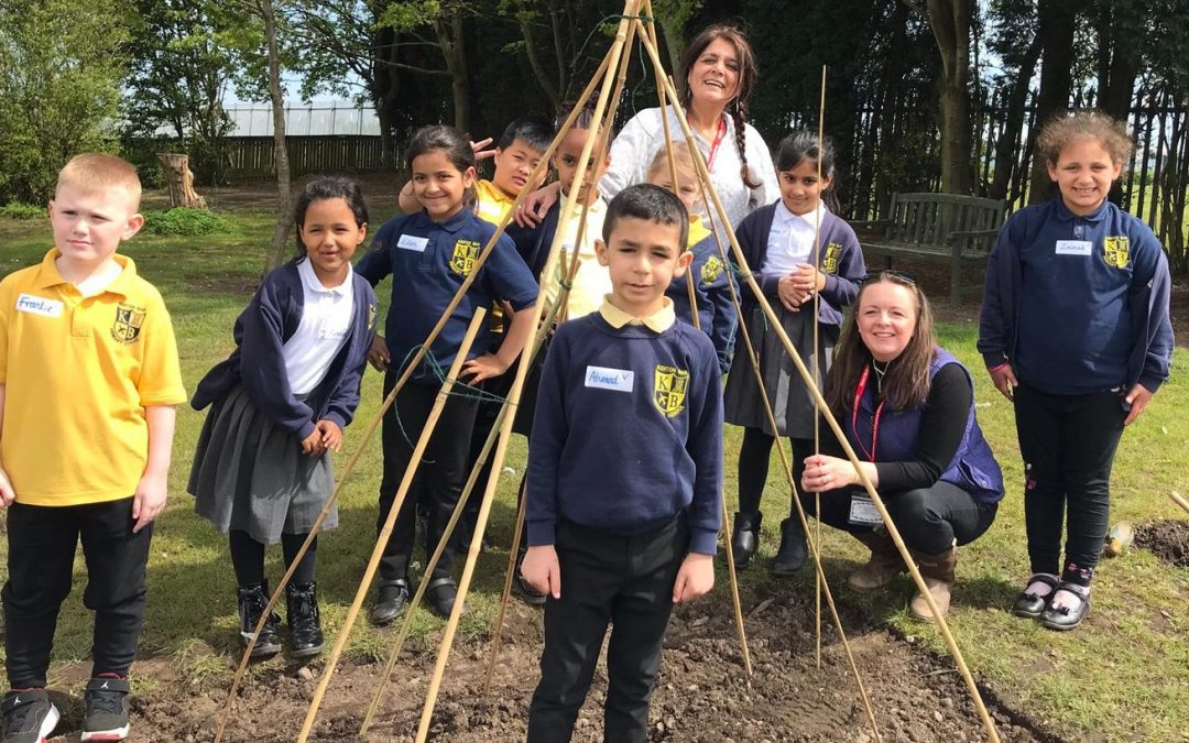 'Welly to Belly' School Food Matters Project