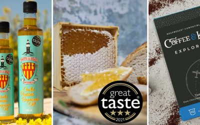 North East Producers Recognised as the Cream of the Crop at Great Taste Awards 2021